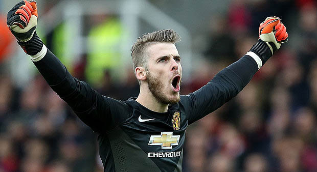 David de Gea  (telegraph.co.uk)