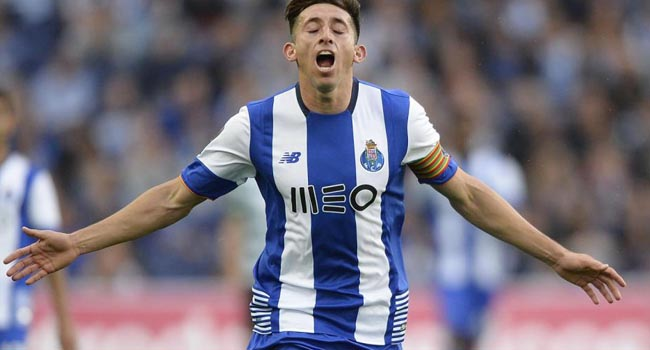 Hector Herrera (thesun.co.uk)