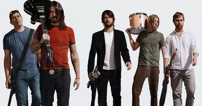 Foo Fighter (Foto: Evolver)