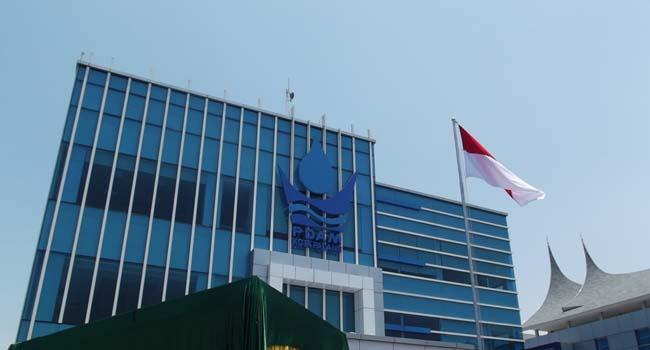 Kantor PDAM Padang (net)