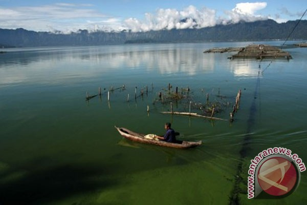 Danau Maninjau (antara foto)