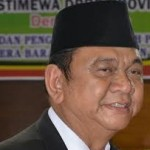 Hendra Irwan Rahim. (*)