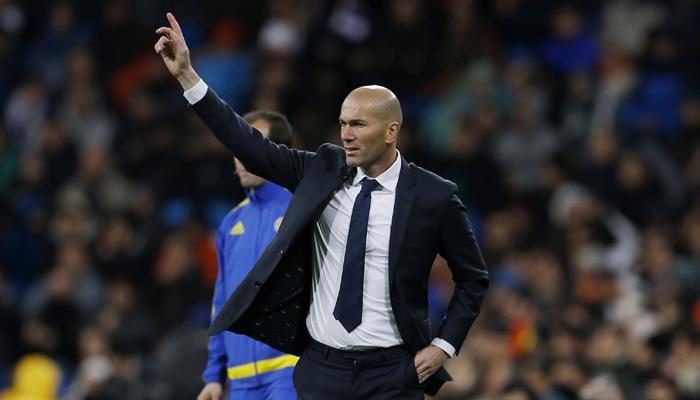 Zinedine Zidane (ste.india.com)