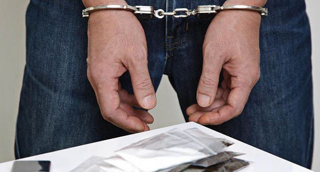 Mantan Polisi Diamankan Saat Asyik Pesta Narkoba