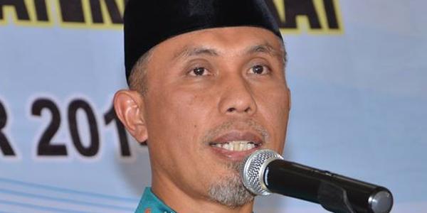 Walikota Padang Mahyeldi (net)