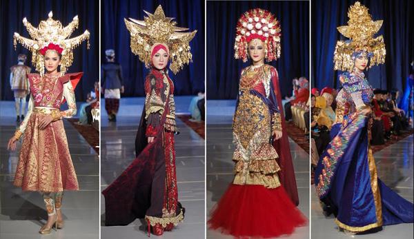Tampilnya Fashion Show 20 Top Desainer Minang - Portal