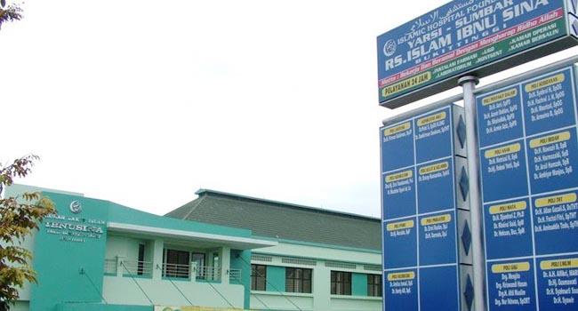 Rumah Sakit Yarsi Bukittinggi (paramio.com)