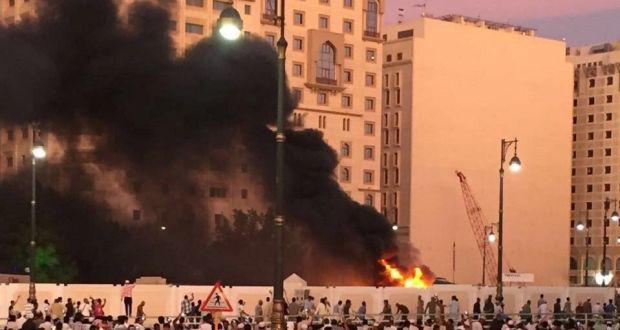 Serangan bom di Madinah. (irishtime)
