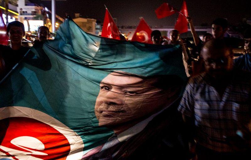 Kudeta terhadap pemerintahan Erdogan di Turki berhasil digagalkan. (okezone)