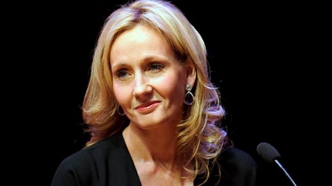 JK Rowling. (okezone)