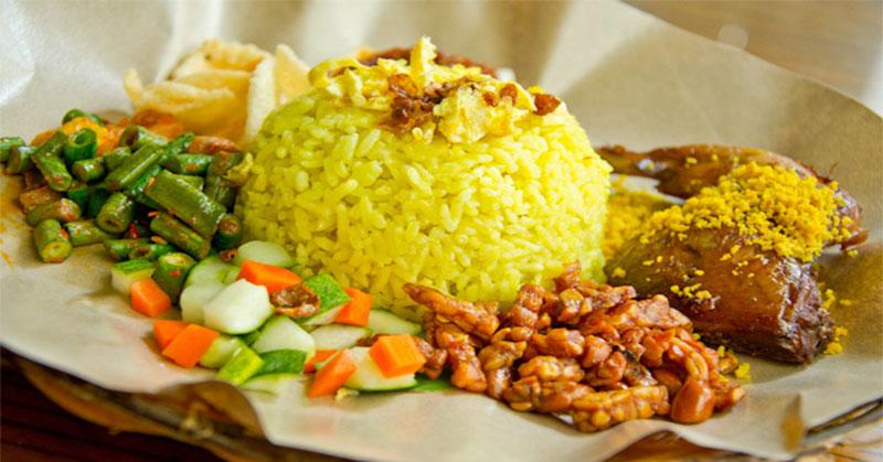 Nasi Kuning Ditetapkan Jadi Nasi Terenak Di Dunia Portal Berita