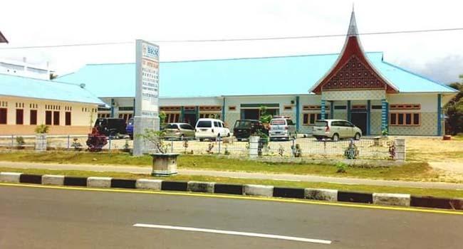Rumah Sakit Umum BKM Sago. (*)