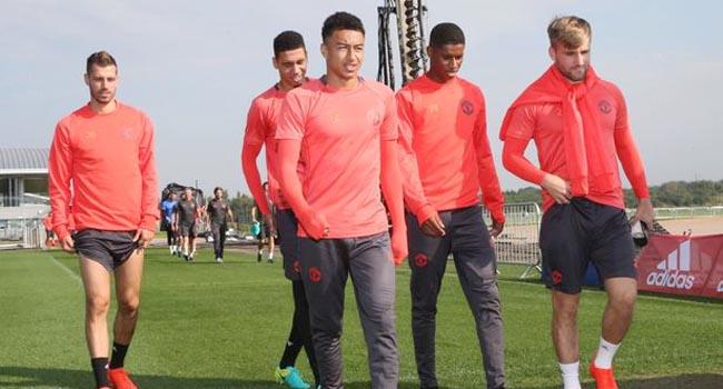 Skuad Man United (net)