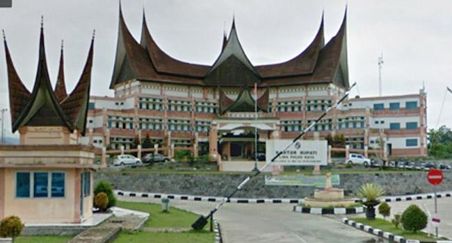 Gedung DPRD Limapuluh Kota. (google)