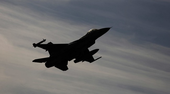 F16 Israel. (okezone)