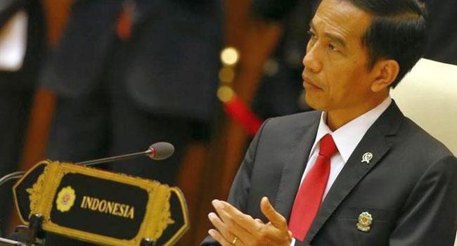 Presiden Joko Widodo. (okezone)