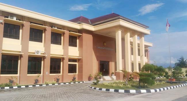 Pengadilan Tinggi Agama Padang (okezone)