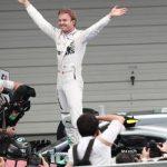 Nico Rosberg. (okezone)