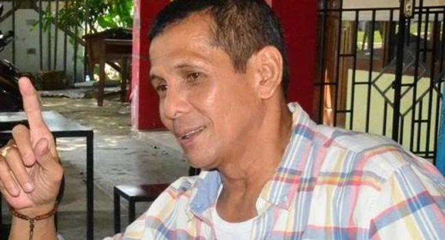Ketua KONI Padang Agus Suryadi. (*)