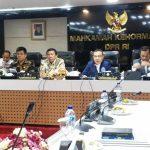 Rapat Pleno MKD soal Pemberhentian Akom sebagai Ketua DPR (Foto: Bayu/Okezone)