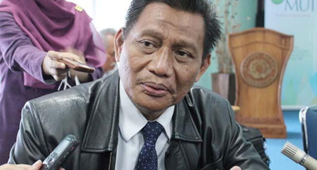 Prof. Mudzakir (panjimas.com)