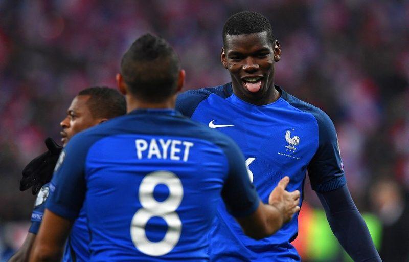 Prancis menang 2-1 atas tamunya Swedia. (okezone)