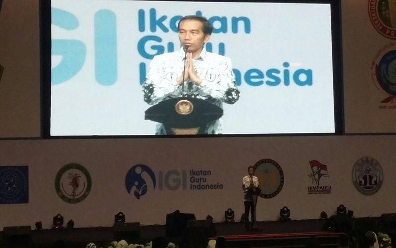 Presiden Joko Widodo. (antara)