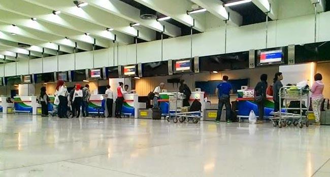 Bandara Soekaro Hatta, Tangerang, Banten (net)