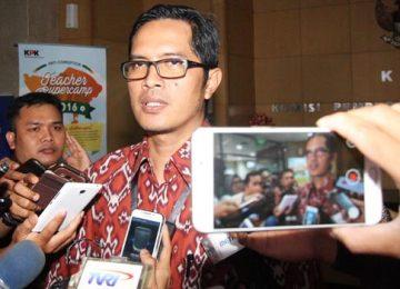 Juru bicara KPK, Febri Diansyah (antara foto)