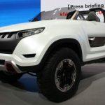 Suzuki X-Lander (Indianautosblog)