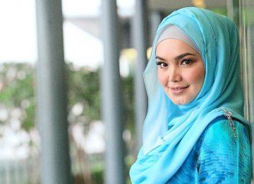 Siti Nurhaliza. (*)