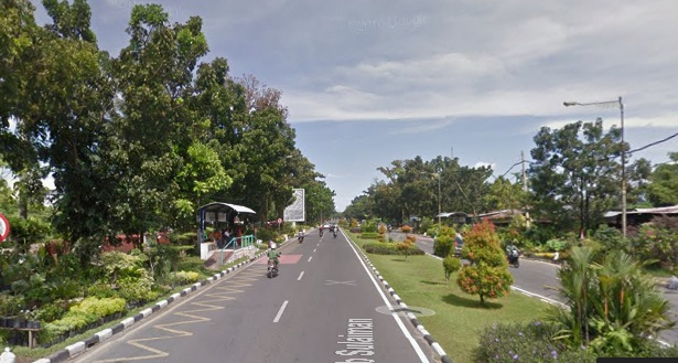 Jalan Khatib Sulaiman, Padang. (google)