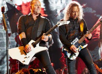 Metallica (Foto: NME)