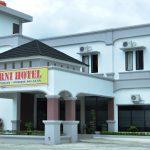 Saga Murni Hotel. (google)