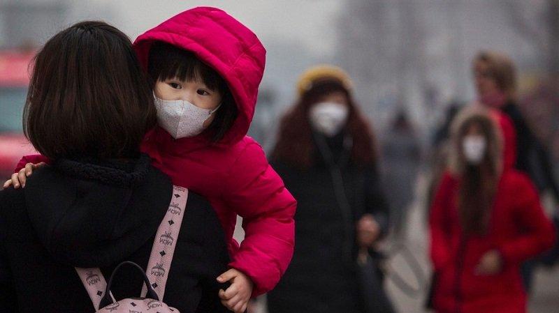 Polusi udara semakin mengancam (Foto: Mashable)