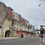Kota Tua di Padang. (antara)