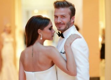 David Beckham (Foto: Marie Claire)