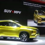XM Concept, cikal bakal mobil low MPV Mitsubishi (Foto: Okezone)