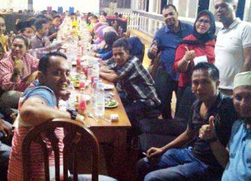 Buka bersama IKA SMA 6 Padang angkatan 98 (bamban)