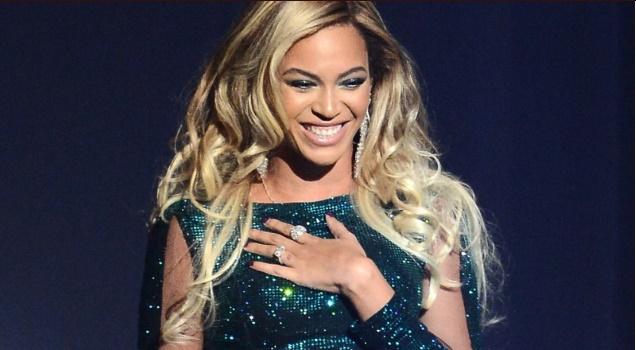 Beyonce. (*)