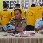 Kapolres Solok Kota AKBP Donny Setiawan. (okezone)
