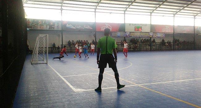 Rafhely FC vs Ikasma 2 (ist)