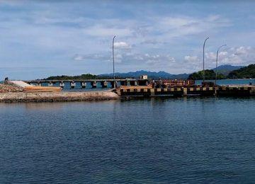 Pelabuhan Panasahan. (*)