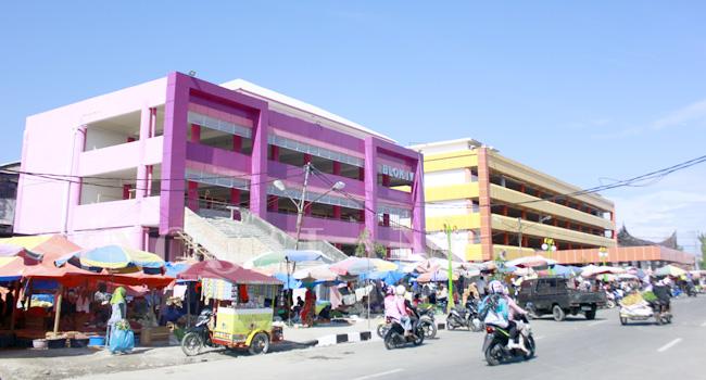 Pasar Raya Padang. (givo)