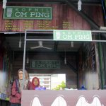 Kopmil Om Ping yang berlokasi di depan Tugu IORA, Pantai Padang. (givo)