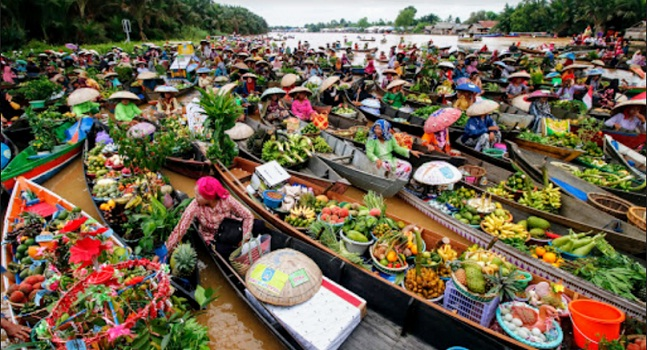 Wisata Seribu Sungai Di Kalimantan Portal Berita Singgalang