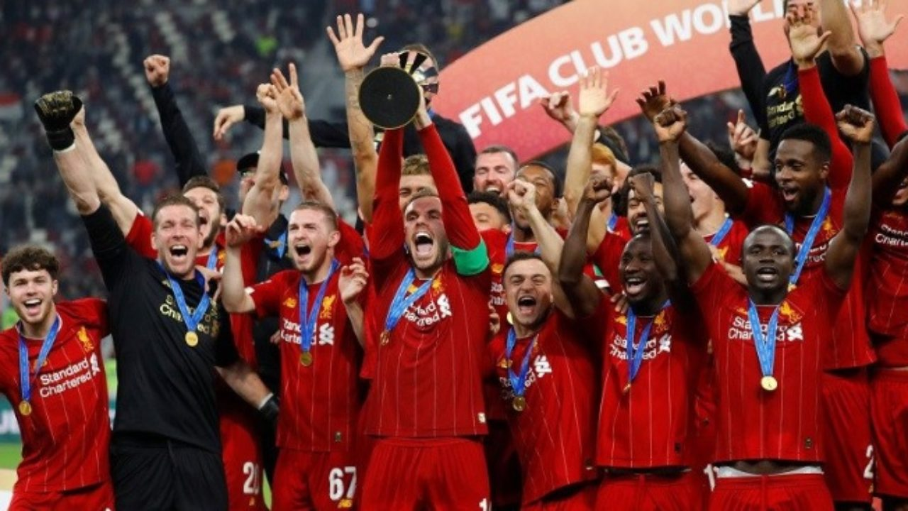 Liverpool Juara Piala Dunia Antar Klub Portal Berita