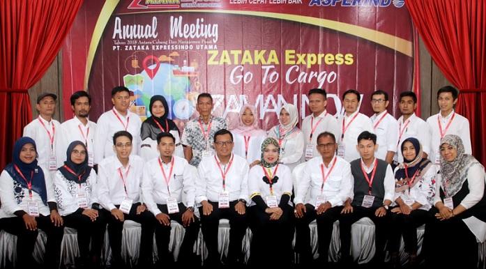 ZATAKA Express Tetap Jalan dan Melayani Customer, Riza ...
